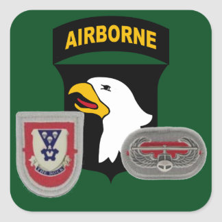 1ST BN (ABN) 503D INFANTRY 101ST AIRBORNE STICKERS
