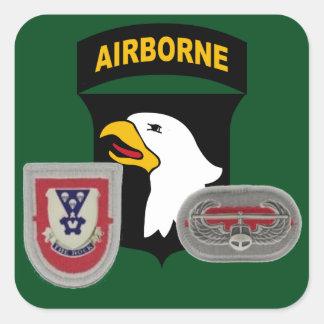 1ST BN (ABN) 503D INFANTRY 101ST AIRBORNE STICKERS