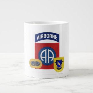 1st Bn (Abn) 504th Inf 82nd Airborne Jumbo Mug