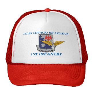 1ST BN (ATTACK) 1ST AVIATION 1ST INFANTRY HAT