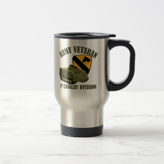 1st Cav Vet - M113 APC Mug
