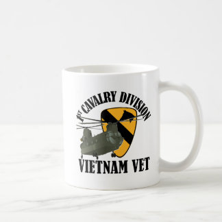 1st Cav Vietnam Vet - CH-47 Coffee Mugs