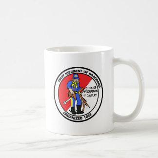 1st Cavalry 1st Squadron Mugs
