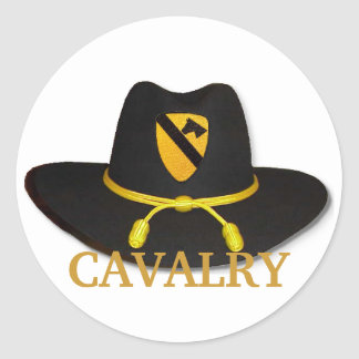 1st cavalry air cav army scrapbooks patch Sticker