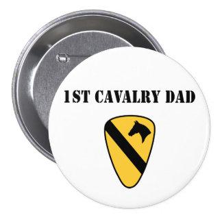 1st Cavalry Dad Pins