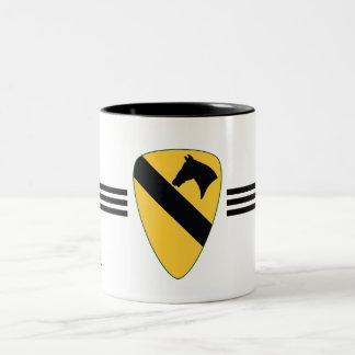 1st Cavalry Div Mugs