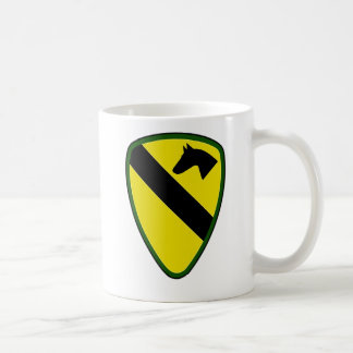1st Cavalry Div - Original Air Assault - Vietnam Coffee Mugs