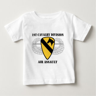 1st Cavalry Division Air Assault - With Text Tee Shirts