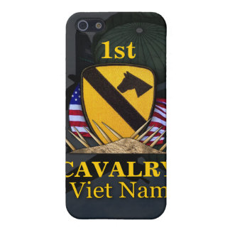 1st cavalry division air cav fort Hood vets iPhone 5/5S Case