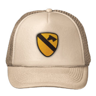 1st cavalry division air cav vets patch hat