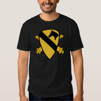1st Cavalry Division Artillery Tshirts