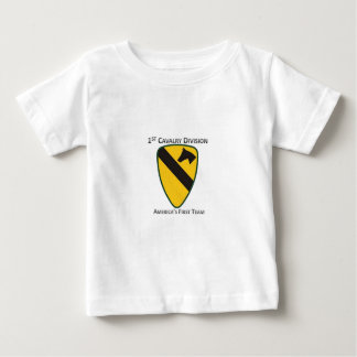 1st Cavalry Division Baby T-Shirt