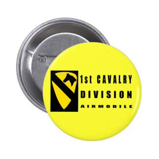 1st CAVALRY DIVISION Buttons