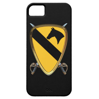 1st Cavalry Division Barely There iPhone 5 Case