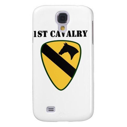 1st Cavalry Division Galaxy S4 Cover