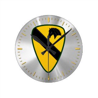 1st Cavalry Division Clocks