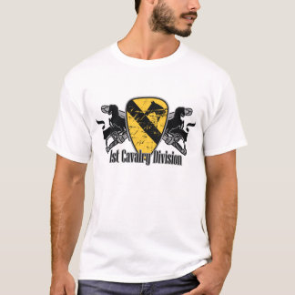 1st Cavalry Division First Cav T-Shirt