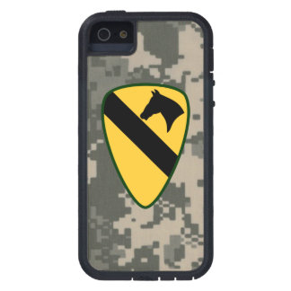 1st Cavalry Division First Team iPhone 5 Cases