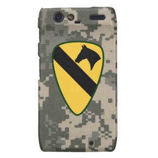 1st Cavalry Division First Team Motorola Droid RAZR Covers