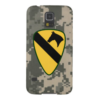 """1st Cavalry Division """"First Team"""" Case For Galaxy S5"""