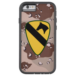 1st Cavalry Division First Team Desert Camo iPhone 6 Case