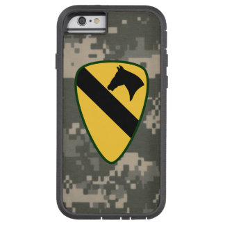 1st Cavalry Division First Team Digital Camo iPhone 6 Case