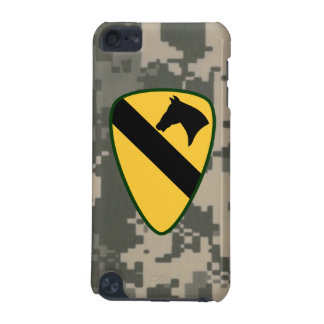 1st Cavalry Division First Team Digital Camo iPod Touch 5G Covers
