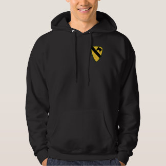 "1st Cavalry Division ""First Team"" Hoodie"