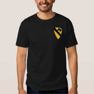 "1st Cavalry Division ""First Team"" T Shirt"