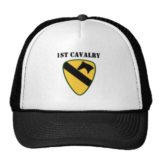 1st Cavalry Division Hats