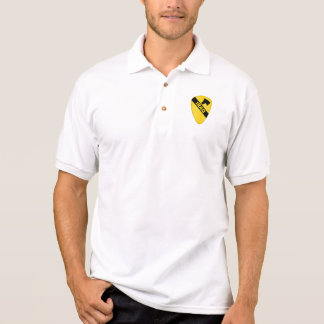 1st Cavalry Division, Iraq Polo T-shirt