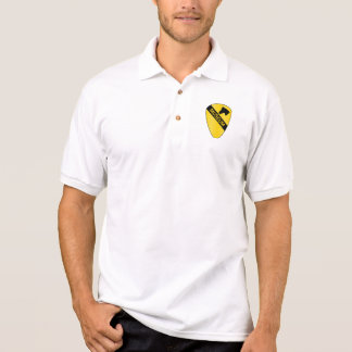 1st Cavalry Division Museum Polo Shirt