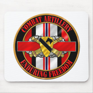 1st Cavalry Division OEF Mouse Pad