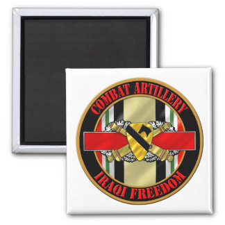 1st Cavalry Division OIF Refrigerator Magnet