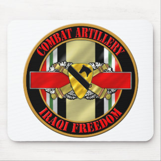 1st Cavalry Division OIF Mouse Pad