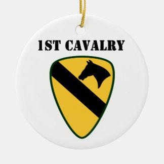 1st Cavalry Division Ornament