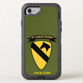 1st CAVALRY DIVISION OtterBox Defender iPhone 7 Case