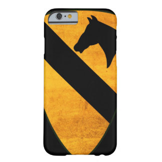 1st Cavalry Division Patch Worn Barely There iPhone 6 Case