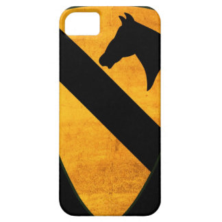 1st Cavalry Division Patch Worn iPhone 5 Case