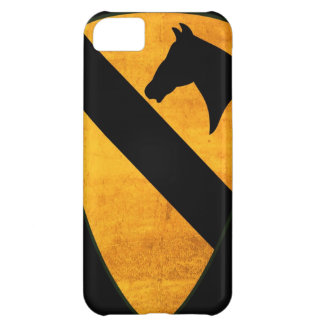 1st Cavalry Division Patch Worn iPhone 5C Case