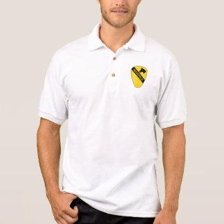1st Cavalry Division  Polo Shirt