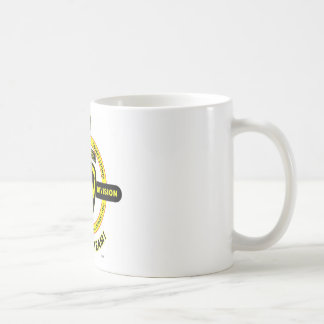 """1ST CAVALRY DIVISION """"THE FIRST TEAM"""" COFFEE MUGS"""
