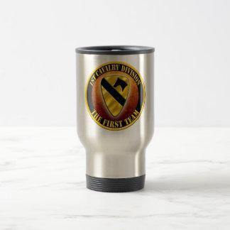 1st Cavalry Division Travel Mug