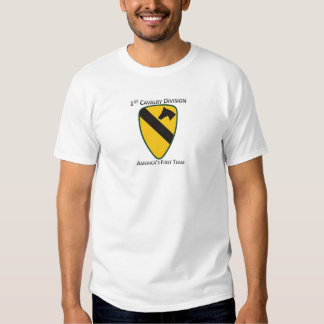 1st Cavalry Division Tshirts