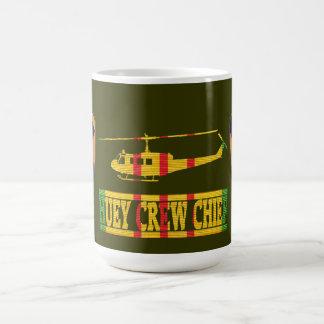 1st Cavalry Division UH-1 Huey Crew Chief Mug