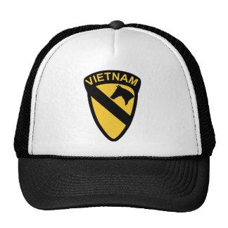 1st Cavalry Division - Vietnam Trucker Hats