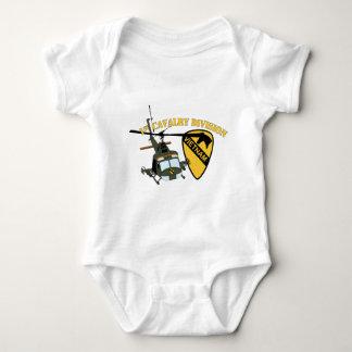 1st Cavalry Division - Vietnam - Huey Tshirts
