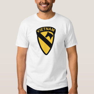 1st Cavalry Division - Vietnam Tee Shirts