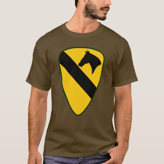 1st Cavalry Large Logo T-Shirt