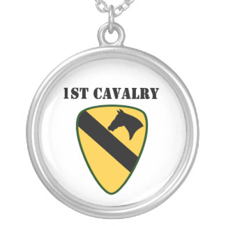 1st Cavalry Necklace